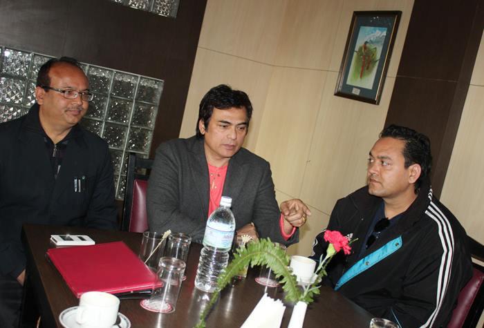 kohinoor press meet