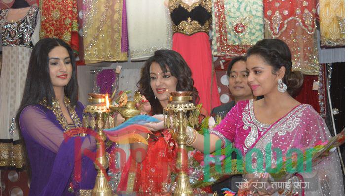 garima neeta and jharna