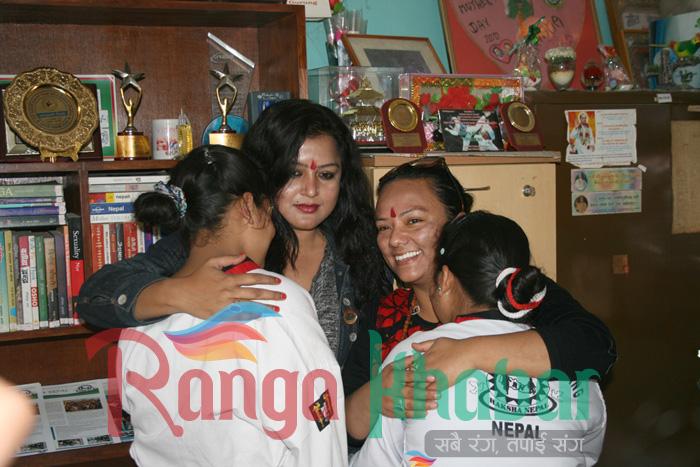 rekha meets 2