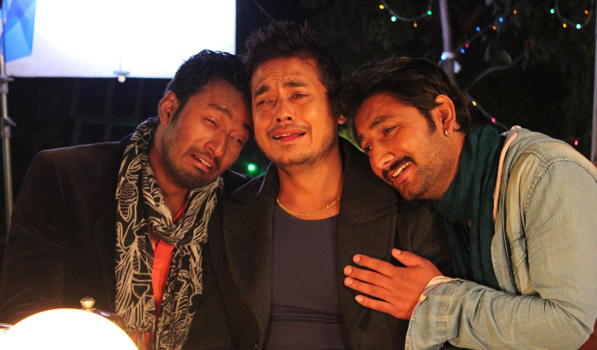 chankhe Shankhe Pankhe for Media
