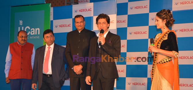 Shahrukh Khan In Nepal