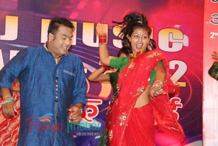 Bijay Thapa Dance