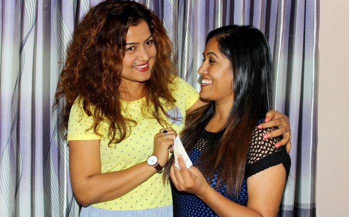 rekha and suntali